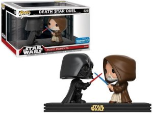 Funko Pop - Star Wars: Movie Moment - Death Star Duel (exclusivo Walmart) - Nº 225