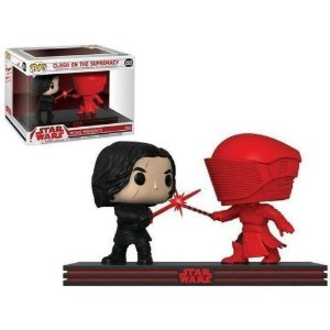 Funko Pop - Star Wars: Movie Moments -  Kylo Ren vs Praetorian Guard