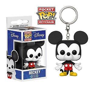 Funko - Chaveiros - Disney: Mickey