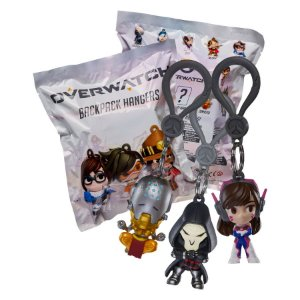 Blizzard - Backpack Hangers: Overwatch Reinhardt