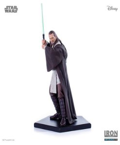 Iron Studios - Star Wars: Qui-Gon Jinn Art Scale 1:10