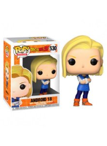 Funko DBZ: Android 18 nº 530