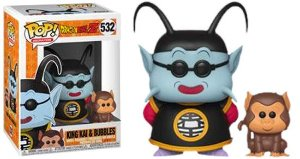 Funko DBZ: King Kai & Bubbles nº 532