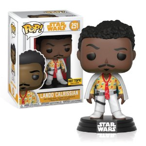 Funko Pop Star Wars: Lando Carsian (excl. Hot Topic)Nº 251