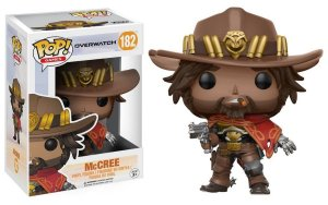 Funko Pop - Overwatch: McCree - Nº 182