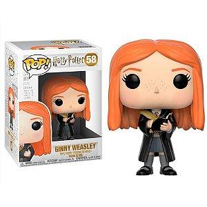 Funko Pop - Harry Potter: Ginny Weasley - Nº 58