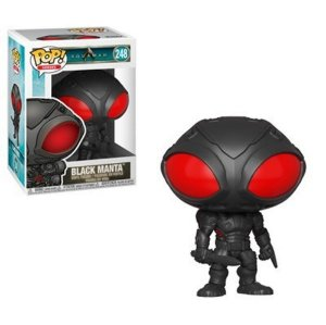 Funko pop - Aquaman: Black Manta - Nº 248