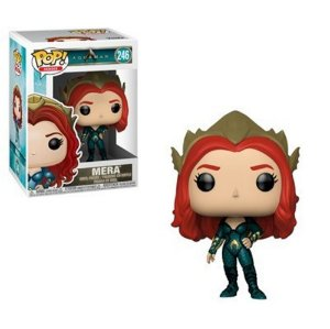 Funko pop - Aquaman: Mera - Nº 246