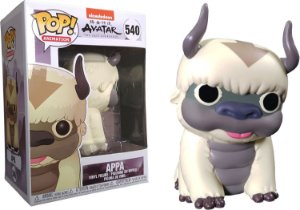 Funko pop - Avatar: Appa - Nº 540