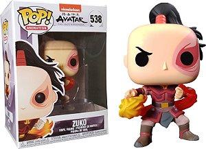 Funko pop - Avatar: Zuko - Nº 538