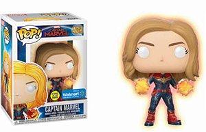 Funko Capitã Marvel: Capitã Marvel (excl. Wall Mart) nº432