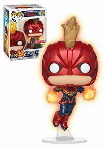 Funko pop - Captain Marvel: Captain Marvel (excl. Target) - Nº 433