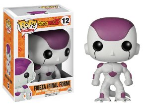Funko pop - Dragon Ball Z: Frieza (final Form) - Nº 12