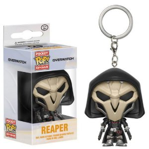 Funko Chaveiros Ovewatch: Reaper