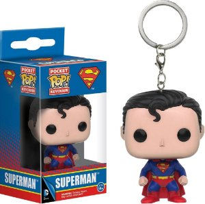 Funko Chaveiro Superman