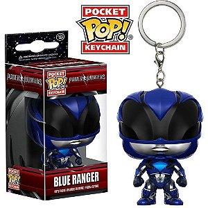 Funko Chaveiro Power Ranger: Ranger Blue