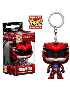 Funko Chaveiro Power Ranger: Ranger Red