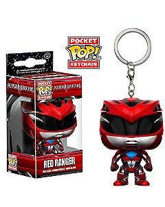 Funko Chaveiro Power Ranger: Ranger Red