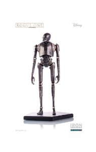 Iron Studios - k-2SO Star wars Rogue one (exclusivo)