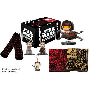 Funko Box  Smugglers Bounty: The Last Jedi
