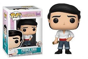 Funko Pequena Sereia: Príncipe Eric - Nº 565