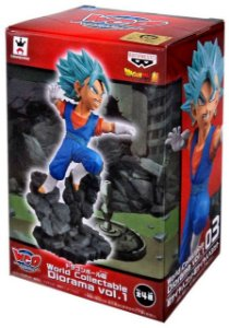Banpresto - Dragon Ball Super WCD Vol. 1 Super Saiyan Blue Vegetto