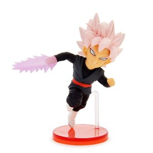 Banpresto: Dragon Ball Super WCF Bravery SS Rose Gokou Black