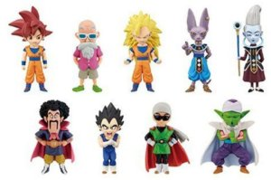 Banpresto: Dragon Ball Super God vs God - Mistery Box
