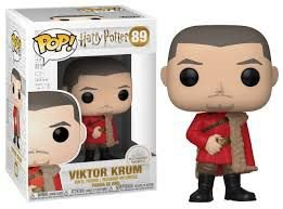 Funko Pop Harry Potter: Viktor Krum 89