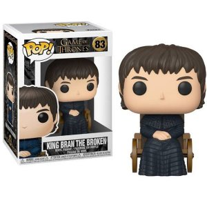 Funko Pop Game Of Thrones: King Bran The Broken 83