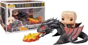 Funko Pop Game Of Thrones: Daenerys & Fiery Drogon  68