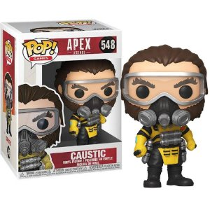 Funko Pop Apex Legends: Caustic 548