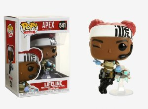 Funko Pop Apex Legends: Lifeline 541