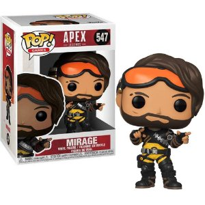 Funko Pop Apex Legends: Mirage 547