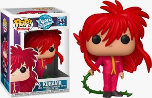 Funko Pop Ghost Files YuYu Hakusho: Kurama 544