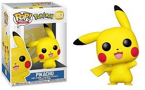 Funko Pop Pokémon: Pikachu 553