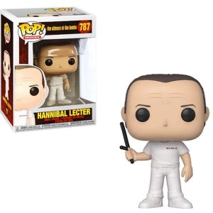 Funko Pop The Silence of the lambs: Hannibal Lecter 787