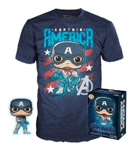 Funko Box Tees: Marvel Avengers Endgame