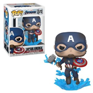 Funko Pop Marvel Avengers EndGame: Captain America 573