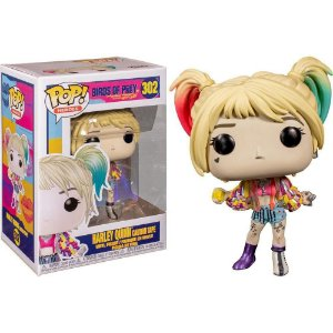 Funko Pop Birds Of Prey: Harley Quinn Caution Tape 302