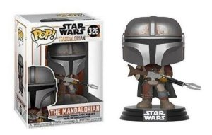 Funko Pop Mandalorian: The Mandalorian Nº 326