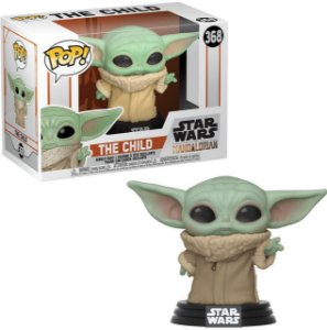 Funko Pop Mandalorian: The Child (baby Yoda)  368