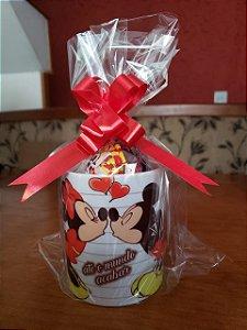 Caneca Presente + Chocolate
