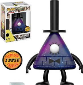 Funko Pop Gravity Falls: Bill Cipher - Chase 243