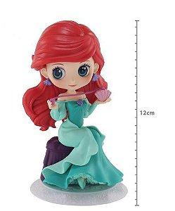 QPosket Disney Pequena Sereia: Ariel com perfume