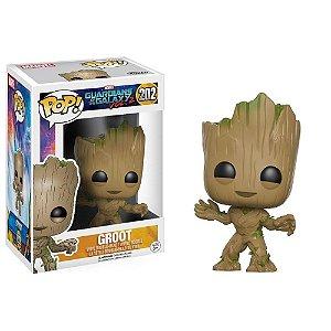 Funko Pop Guardiões da Galaxia 2: Groot 202
