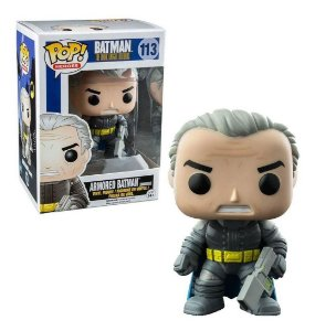 Funko pop Batman The Dark Knight returns: Armored Batman 113