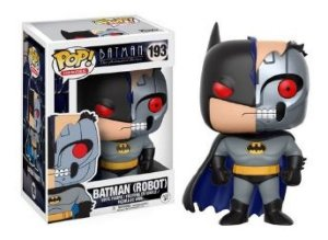 Funko Pop Batman The Animated Series: Batman (Robot) 193