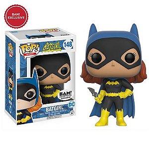 Funko Pop Batgirl: Batgirl 148 Exclusiva BAM
