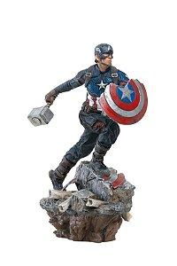 Iron Studios Vingadores Ultimato: Capitão America 1/10